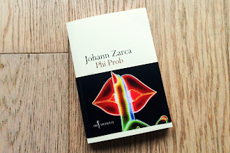 Lundi Librairie : Phi Prob - Johann Zarca