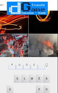 Soluzioni 4 Foto 1 Parola livello 53