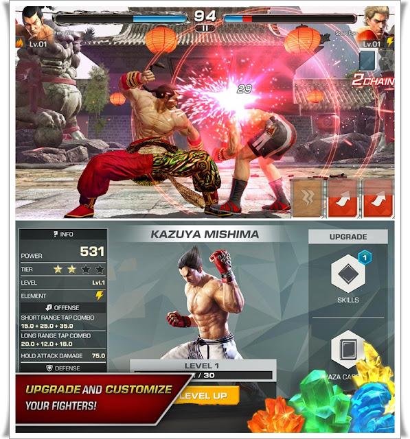 TAKKEN-Screenshots