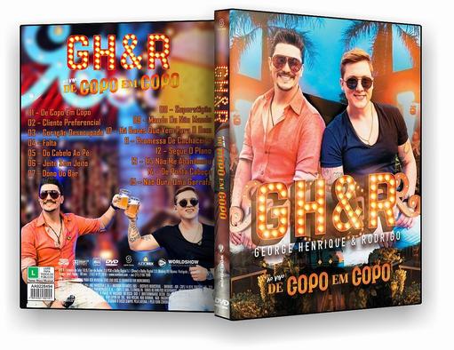 DVD – George Henrique & Rodrigo De Copo Em Copo Ao Vivo – ISO
