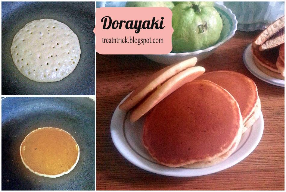 TREAT & TRICK: DORAYAKI RECIPE