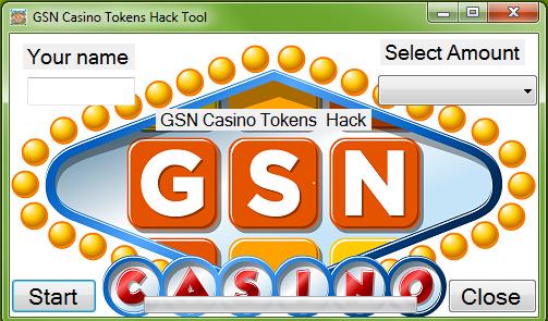 gsn casino free tokens facebook