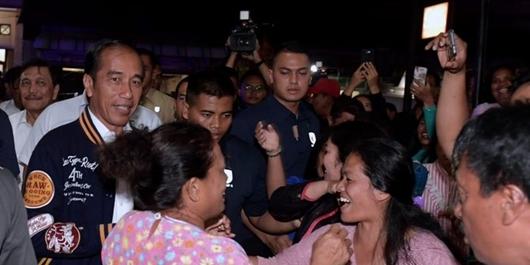 Jokowi: Jangan Golput, Satu Suara Penting untuk Kemenangan Kita