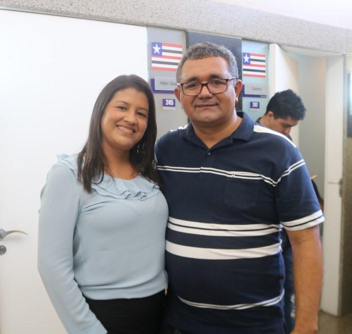 Na administração Tate do Ademar, Amapá do Maranhão. Vive um dos piores momentos de sua história