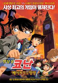 Thám Tử Lừng Danh Conan 6: Bóng Ma Phố - Detective Conan Movie 6: The Phantom Of Baker Street  (2002)