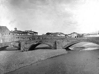 Ponte Mercatale - Prato - Anni 20
