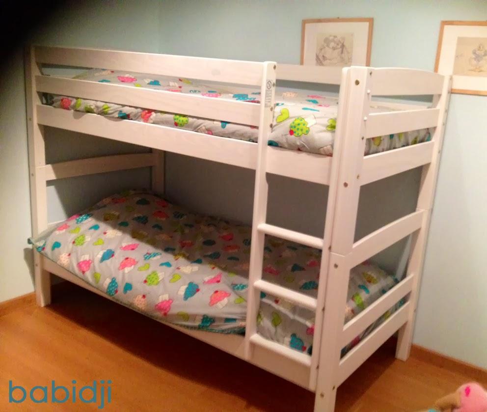 customiser un lit superpos. Black Bedroom Furniture Sets. Home Design Ideas