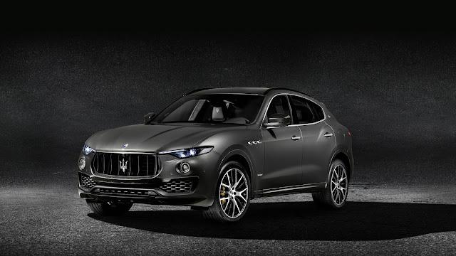 Maserati Levante S HD Image