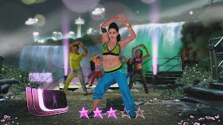 Zumba Fitness (X-BOX360) 2010