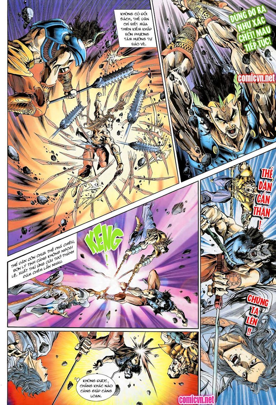 Đại Đường Uy Long chapter 85 trang 6