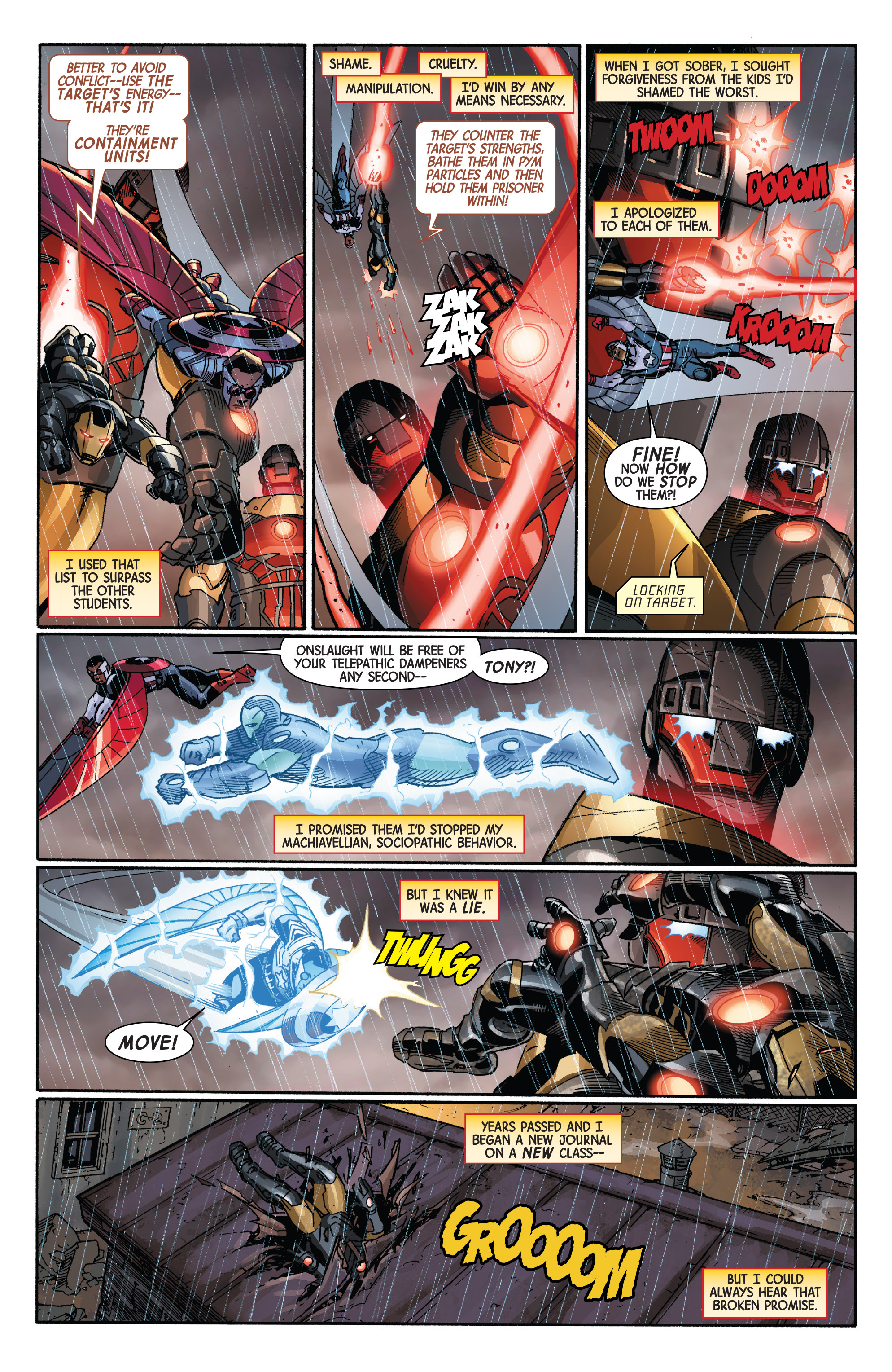 Read online Avengers & X-Men: AXIS comic -  Issue #2 - 7