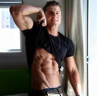 تمارين تحديد عضلات البطن