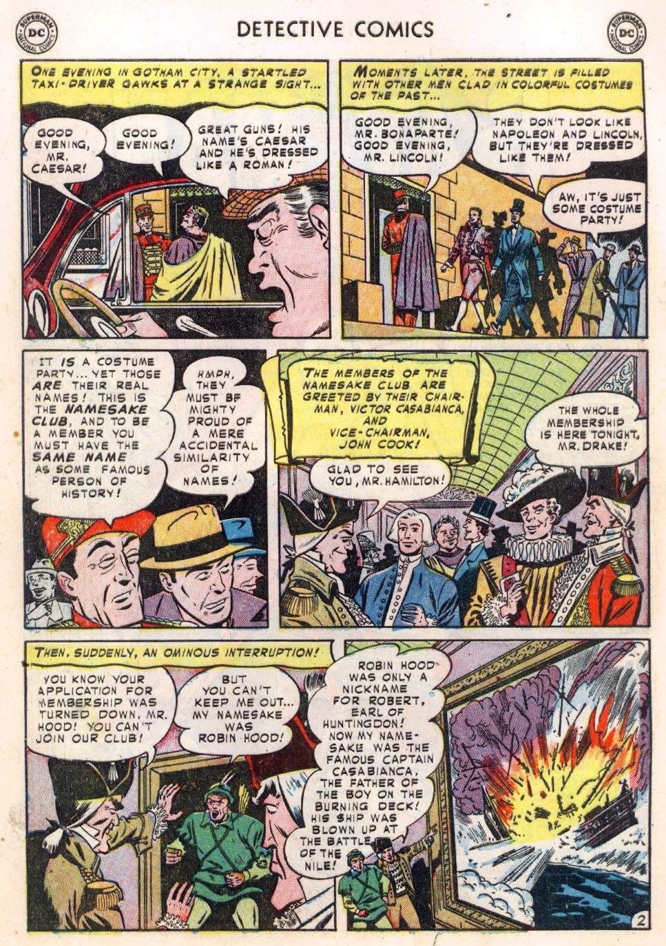 Read online Detective Comics (1937) comic -  Issue #183 - 4