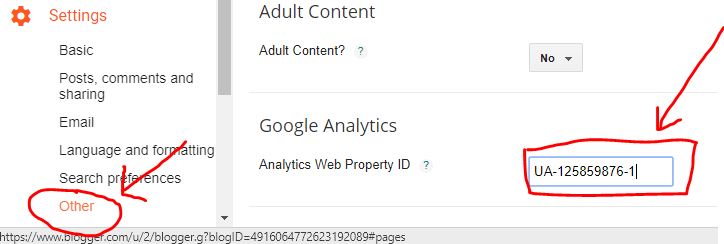 Google analytics image by dadgyan