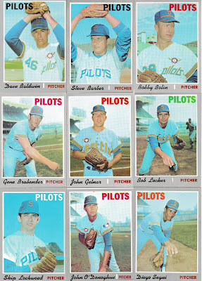 544cdd99a ... the 1970 set is all the new photos of players for the 4 new teams