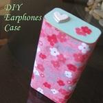 Chocolate Tin Earphones case