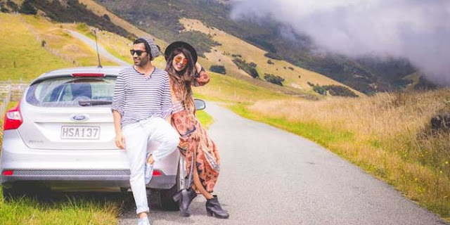 Keren suami istri ini keliling dunia hasil dari blog