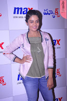 Sri Mukhi in Denim and Jacket at Max Summer Collection Launch  Exclusive 032.JPG