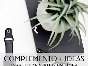 Complemento + Ideas Para Tus Mockups En Línea