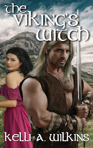 Just Released! The Viking's Witch