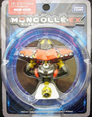 Tapu Bulu figure Takara Tomy Monster Collection MONCOLLE EX  ESP_17