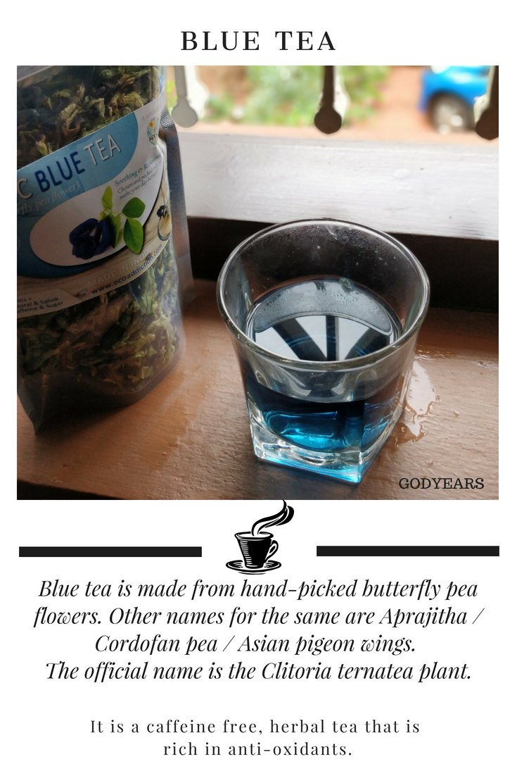 Have you tried blue tea? Here is all you need to know about it.