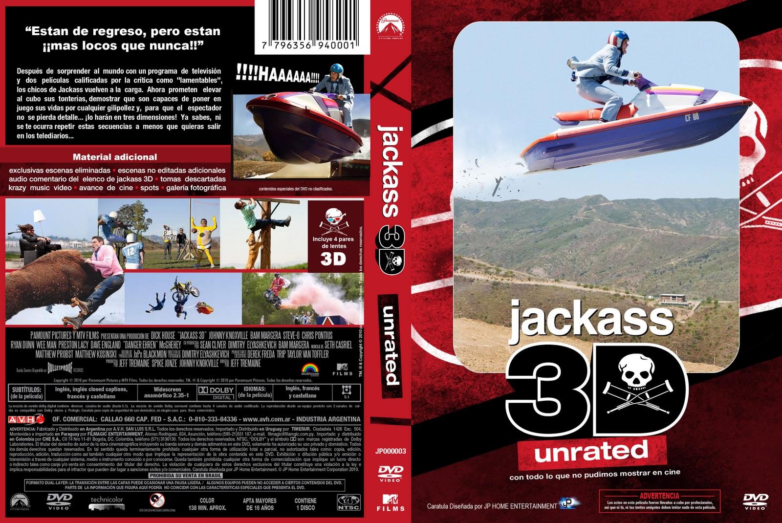 Jack Ass Dvd 42