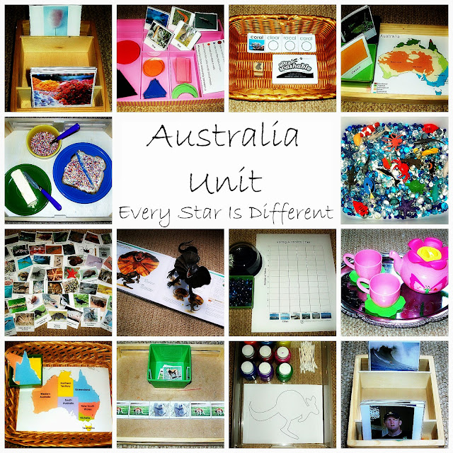 Australia Unit with Free Printables