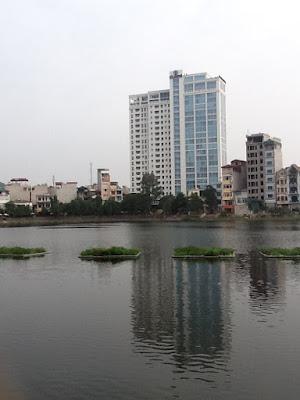 Các dự án chung cư đang bán tại Hà Nội có giá từ 420 triệu đến hơn 1 tỷ