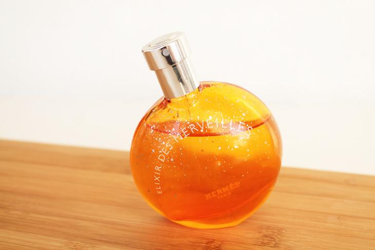 Parfum hermes elixir des merveilles