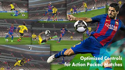 لعبة Pro Evolution Soccer 2019, تحميل بيس 2019 للأندرويد كاملة