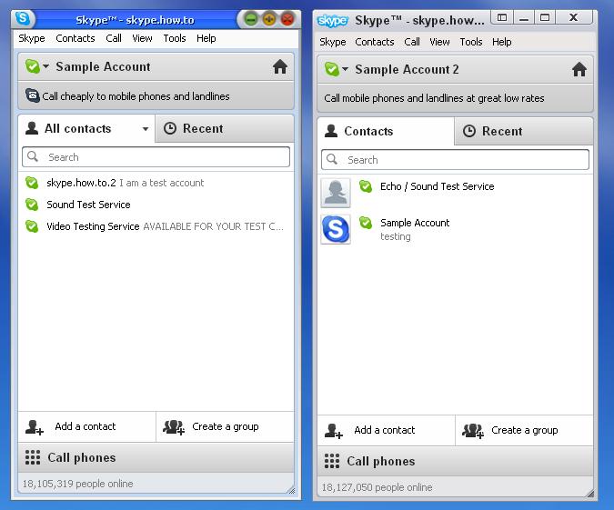 Skype Fake Quote