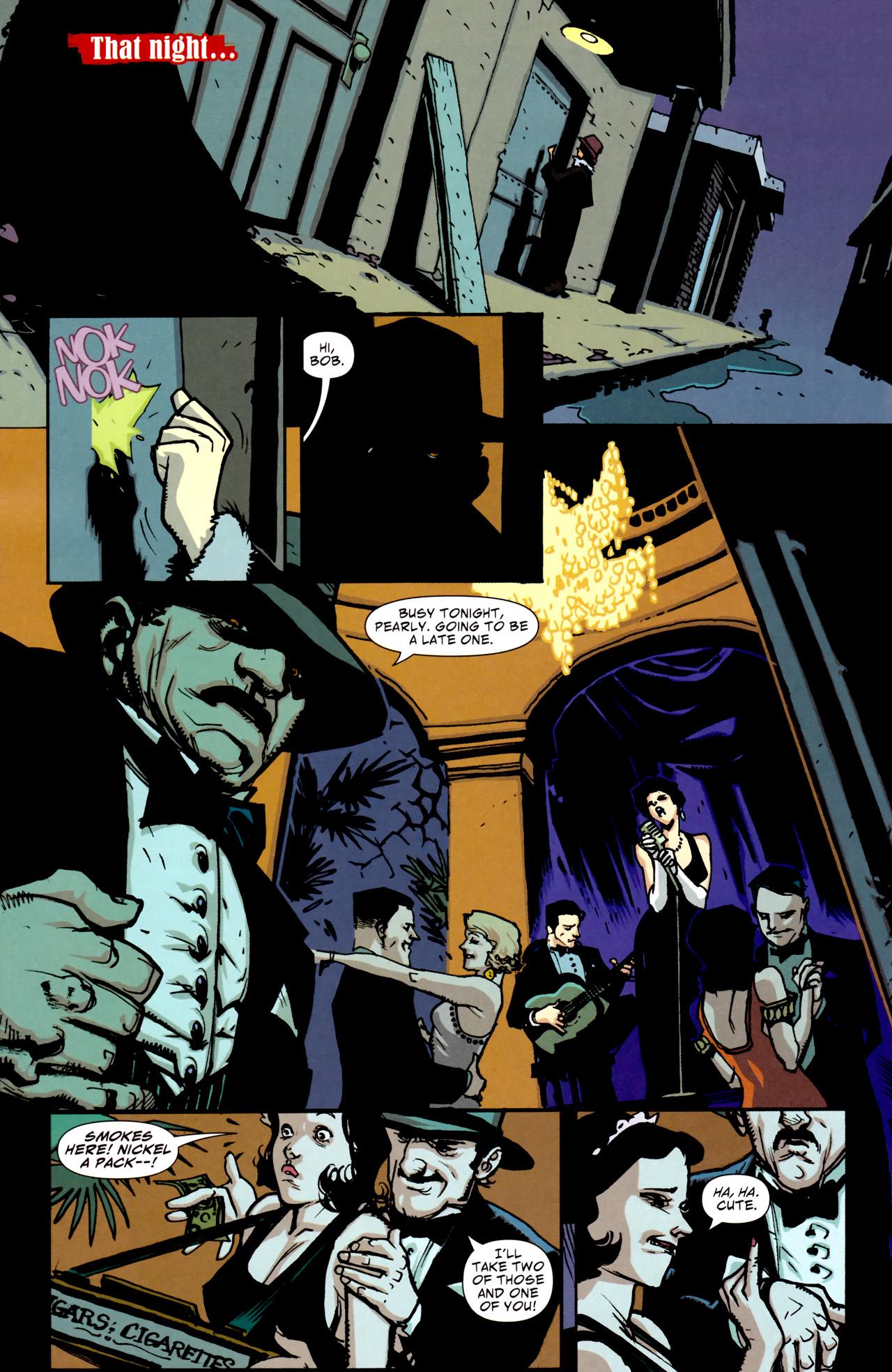 Read online American Vampire comic -  Issue #1 - 8