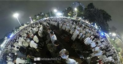 Gambar Terbaik Best Picture REUNI Akbar 212