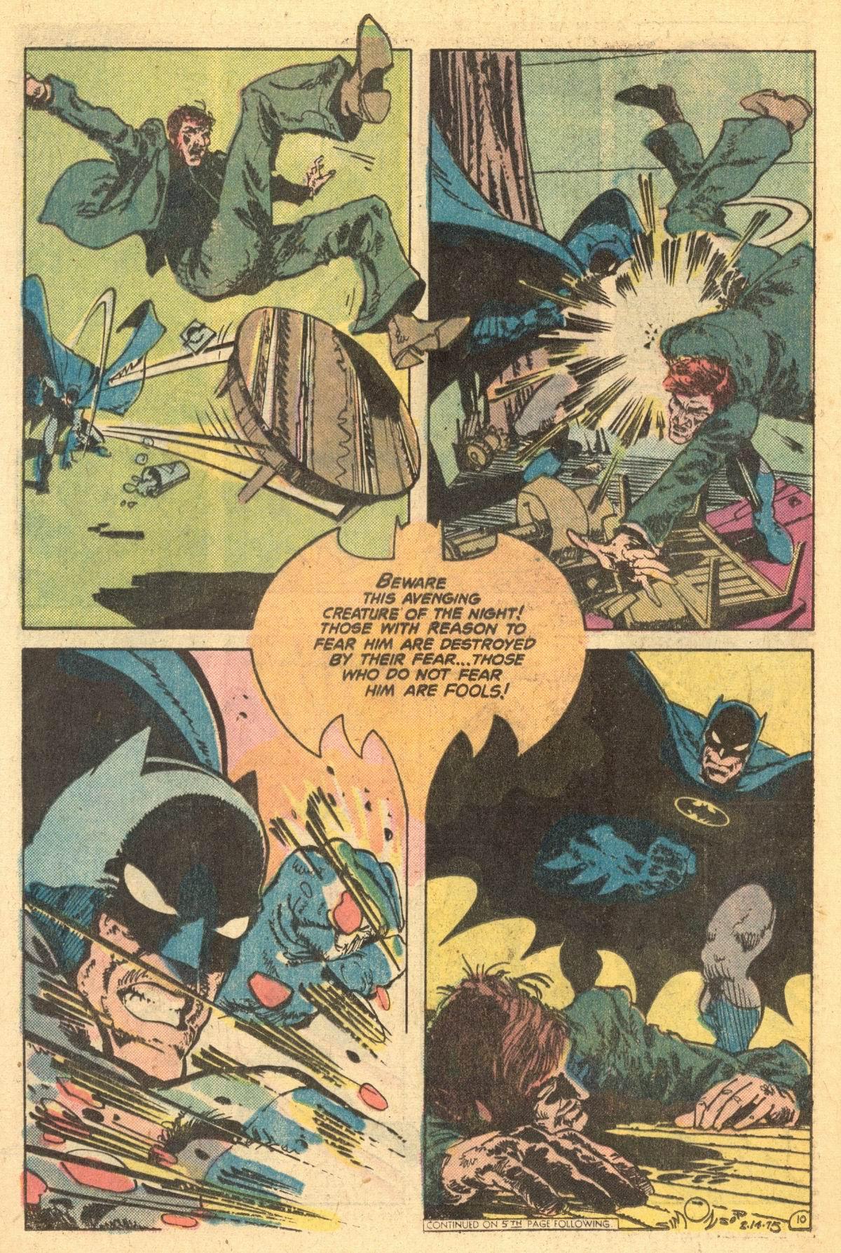 Detective Comics (1937) 450 Page 15