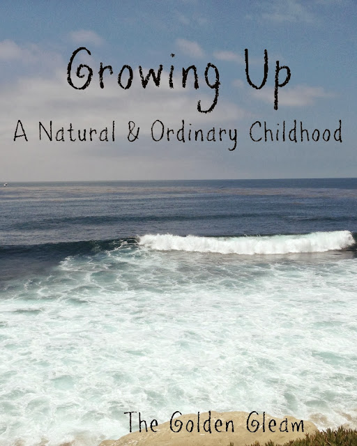 The Golden Gleam: Growing up to Love Nature