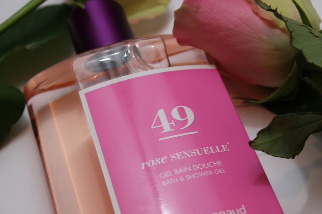 Gel Bain Douche 49 Rose Sensuelle - Marionnaud