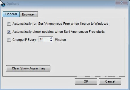 Navegue com Surf Anonymous Free
