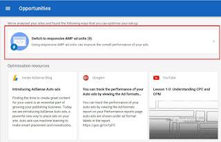 Menambahkan Kode Iklan Responsive AMP Pada Blog AMP