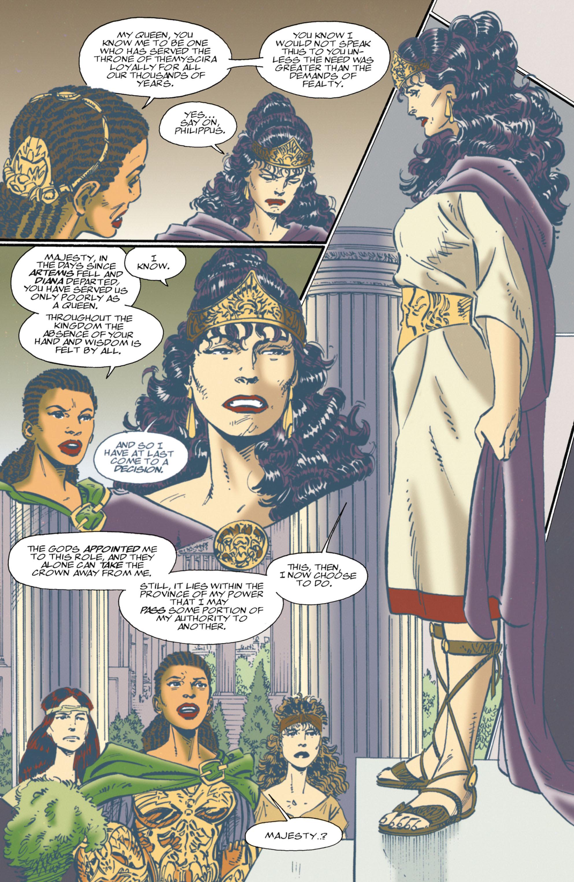 Read online Wonder Woman (1987) comic -  Issue #104 - 16