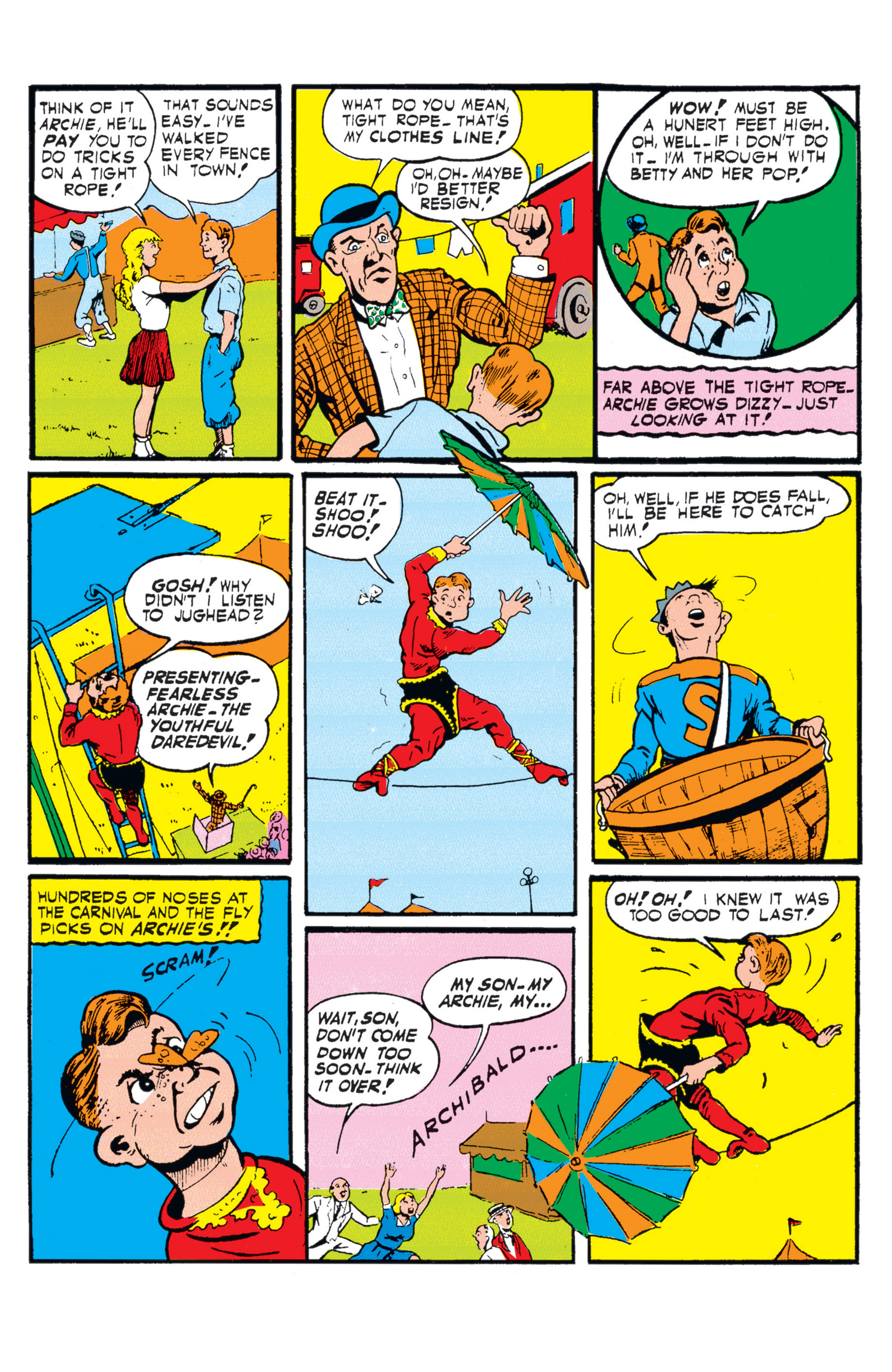 Read online Archie (2015) comic -  Issue #1 - 29