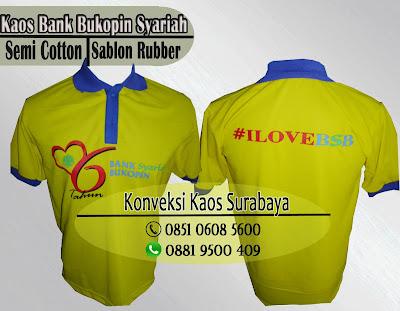 Harga Grosir Bikin Kaos Polo Bordir Custom di Surabaya, Daftar Harga Grosir Bikin Kaos Polo Bordir Custom di Surabaya