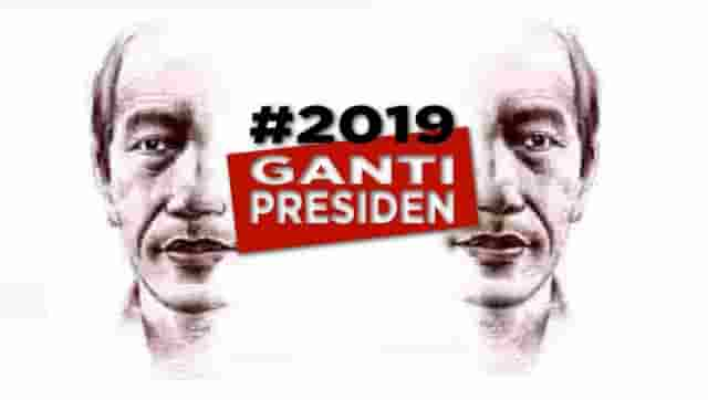 Jokowi Di Tengah Kegaduhan Tagar 2019 Ganti Presiden