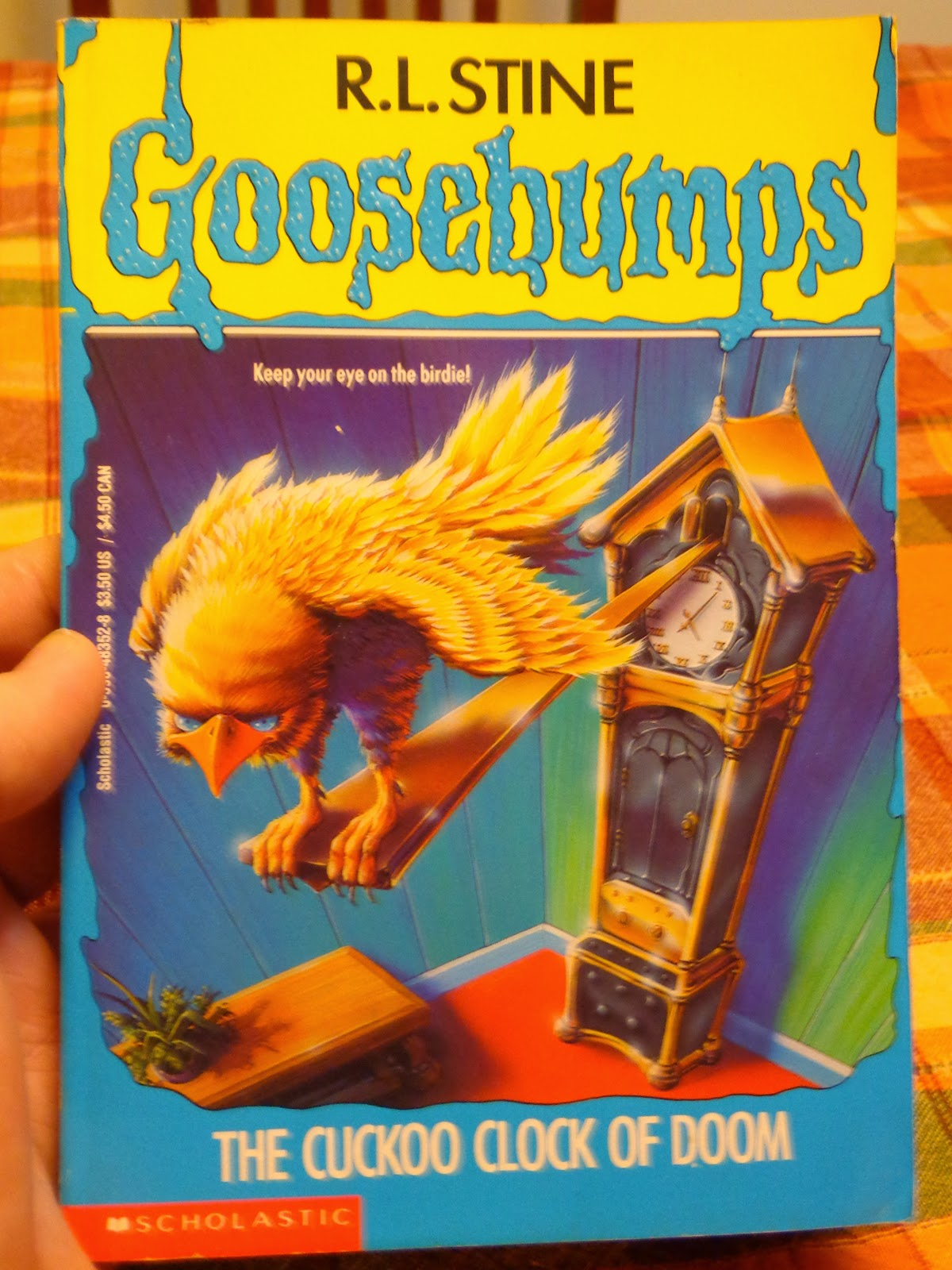 The Cuckoo Clock of Doom (Goosebumps, Book 28)