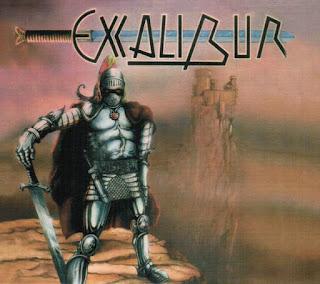 """Ο δίσκος των Excalibur """"Generación maldita"""""""
