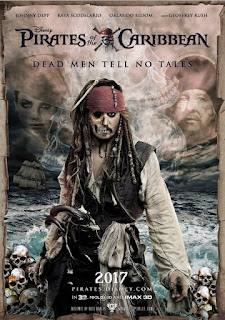 film terbaru 2017 Pirates of the Caribbean: Dead Men Tell No Tales