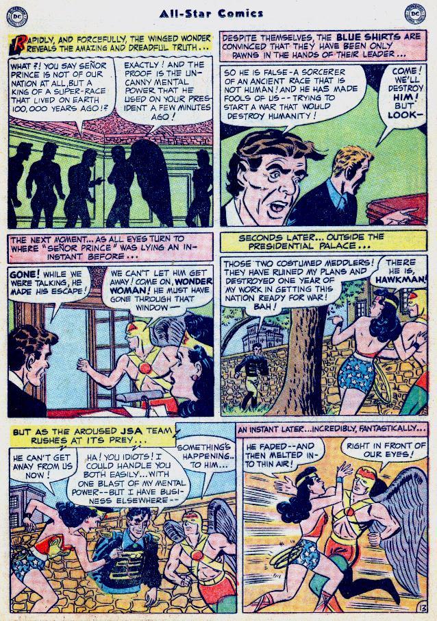 Read online All-Star Comics comic -  Issue #52 - 16