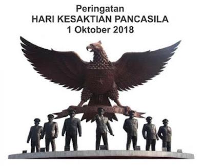 Kata Kata Ucapan Selamat Hari KesKata Kata Ucapan Selamat Hari Kesaktian Pancasila 1 Oktober 2020aktian Pancasila 1 Oktober 2018