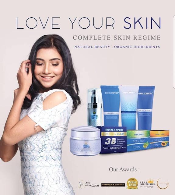 Royal Expert Advance Brightening Cream