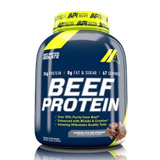 suplemen beef protein